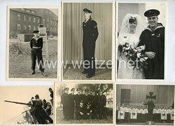 Bundesrepublik Fotokonvolut vonAngehörigen der Bundesmarine