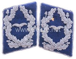 Luftwaffe Paar Kragenspiegel für einen Oberstabsarzt