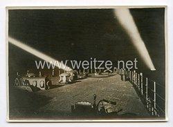III. Reich Pressefoto. Schnellbootalarm. 28.12.1942.