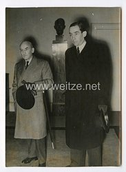 III. Reich Pressefoto. Die englische General Fuller-Ehrengast des Führers. 19.4.1939.