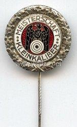 Deutscher Schützenbund ( DSB ) -Ehrennadel in Silber