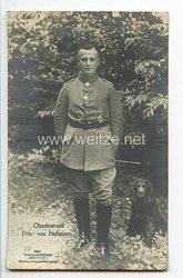 Fliegerei 1. Weltkrieg - Deutsche Fliegerhelden