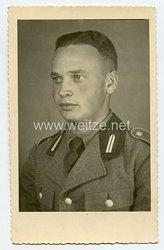 Reichsarbeitsdienst Portraitfoto, RAD-Mann