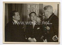 III. Reich Pressefoto. Chinesischer Nationalfeiertag. 11.10.1940.