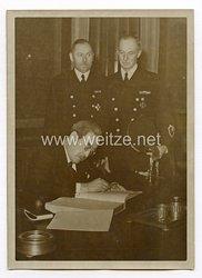 III. Reich Pressefoto. Neujahresglückwünsche für den Führer. 1.1.1941.