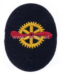 Kaiserliche Marine Ärmelabzeichen für einen Flug-Mechanikergasten .