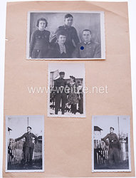 Waffen-SS Fotos, Angehöriger der SS-Totenkopfverbände