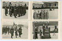 Luftwaffe Fotogruppe, Vereidigung von Angehörigen der Luftwaffe