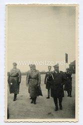 Luftwaffe Foto, Reichsmarschall Herman Göring besucht die Truppe