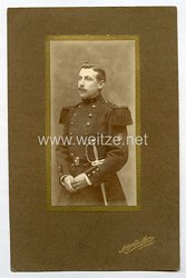 "Frankreich Portraitfoto eines Soldaten der Pioniere im ""3e régiment du génie"" aus Arras"