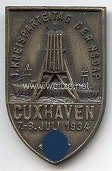 NSDAP - 1. Kreisparteitag der NSDAP Cuxhaven 7.-8. Juli 1934