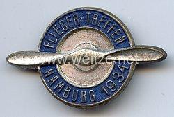 III. Reich - Flieger-Treffen Hamburg 1934