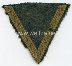 Kriegsmarine Ärmelabzeichen Gefreiter