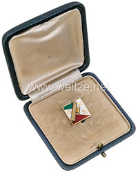 Italien Goldenes Ehrenzeichen der Jugendorganisation ONB