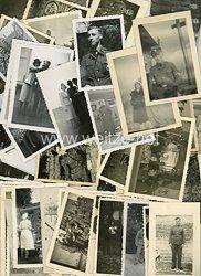 Waffen-SS Fotogruppe, SS-Mann beim Alltäglichen Dienst