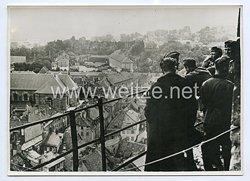 III. Reich Pressefoto. Nach dem Waffenstillstand. 25.7.1940.