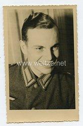 Kriegsmarine Portraitfoto, Angehöriger der Küstenartillerie