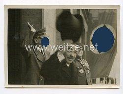 III. Reich Pressefoto. Der Führer empfing den Japanischen Außenminister Matsuoka. 28.3.1941.