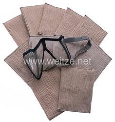Wehrmacht Afrikakorps Staubschutzbrille