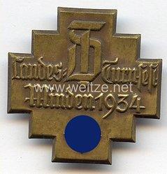 III. Reich - Landes-Turnfest Minden 1934