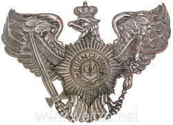 Preußen Helmadler für eine Pickelhaube Mannschaften der Garde Füsiliere .