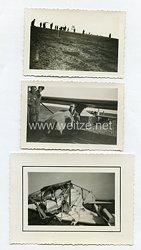 III. Reich Fotos, Segelflugkurs in Steinberg 1936