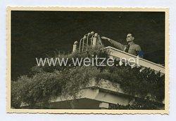 III.Reich Foto, Rudolf Hess bei einer Ansprache