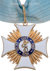 Württemberg Friedrichs-Orden Komturkreuz