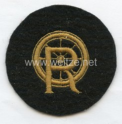 Reichsbahn Fachabzeichen für Rangieraufseher
