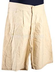 Erster Weltkrieg kurze weiße Unterhose