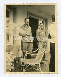 Wehrmacht Heer Foto, GeneralEugen Ritter von Schobert