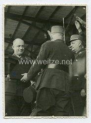 III. Reich Foto, Gauleiter von Schlesien Helmuth Brückner 1933/34