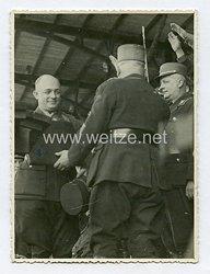 III. Reich Foto, Gauleiter von Schlesien Helmuth Brückner1933/34