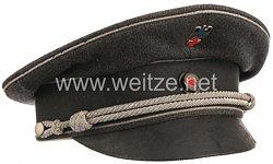 Deutsches Rotes Kreuz Schirmmütze für Führer