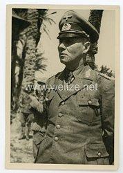 Wehrmacht Heer Foto, GeneralfeldmarschallErwin Rommel