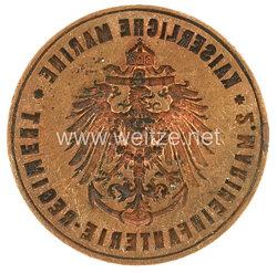 """Kaiserliche Marine Siegel/Petschaft """"2. Marineinfanterie-Regiment"""""""