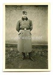 Luftwaffe Foto, Soldat mit Armbinde