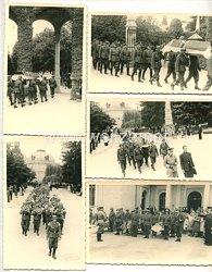 Wehrmacht Heer Fotos, Trauermarsch für Gefallene Soldaten