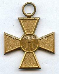 Kreuz für Kämpfer im serbisch-bulgarischen Krieg 1913
