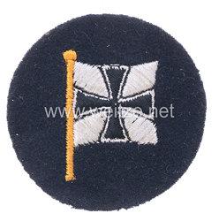 Kriegsmarine Ärmelabzeichen für Stabsperonal