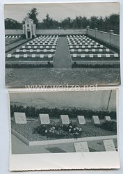 Luftwaffe Fotos, Soldatenfriedhof