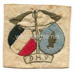 """Stoffabzeichen DHV """" Deutschnationaler Handlungsgehilfen Verband """" vor 1933"""