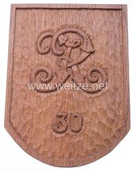 Bundesrepublik - Wappenschild Infanterie Rgt.30