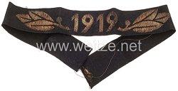 """Technische Nothilfe Traditionsärmelband """"1919"""""""