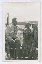 III. Reich Foto, Rudolf Hess in Zivilkleidung 1939
