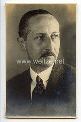 """III. Reich - Propaganda-Postkarte - """" Prinz August Wilhelm von Preussen """""""