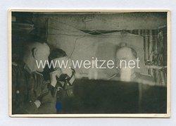 Wehrmacht Heer Foto, Oberleutnant mit Deutschen Kreuz in Gold