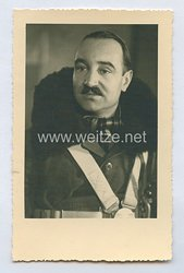 Luftwaffe Portraitfoto, Soldat mit Fallschirm