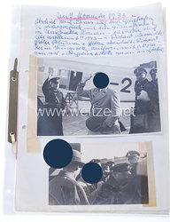 III. Reich, Private Fotosammlung von FrauKrogmann, Frau vom Bürgermeister von Hamburg Carl Vincent Krogmann