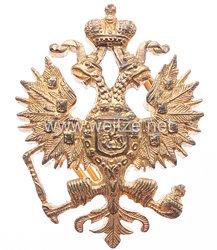Zaristisches Rußland großer Adler für die Pelzmütze für Offiziere